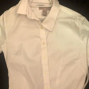Banana republic size small non wrinkle shirt